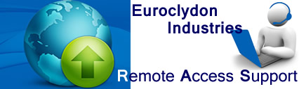 Euroclydon Remote Access Support